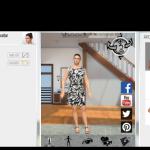 Virtuaalinen vaatteiden sovitus!