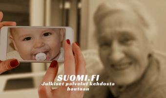 suomi.fi julkiset palvelut sähköisesti