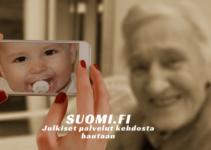Suomi.fi – julkiset palvelut kehdosta hautaan