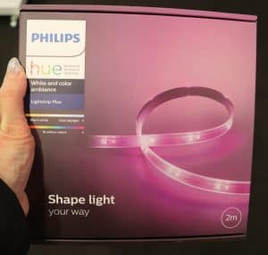 Philips Hue Lightstrips