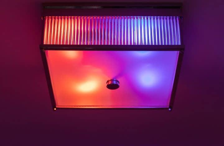 PhilipsHue e27 lamput